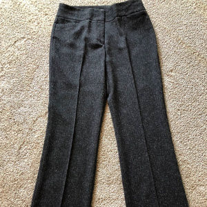Ann Taylor Loft Gray Trousers